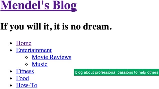 25 blog about professional passions to help others
