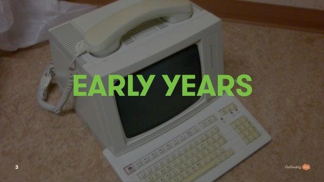EARLY YEARS 3