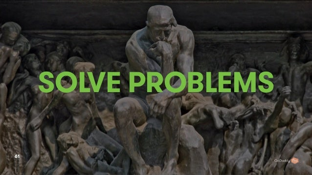 SOLVE PROBLEMS 61