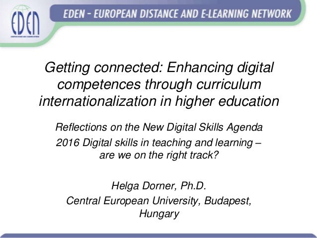european distance learning week  getting connected  enhancing digital u2026