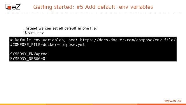 docker compose env file