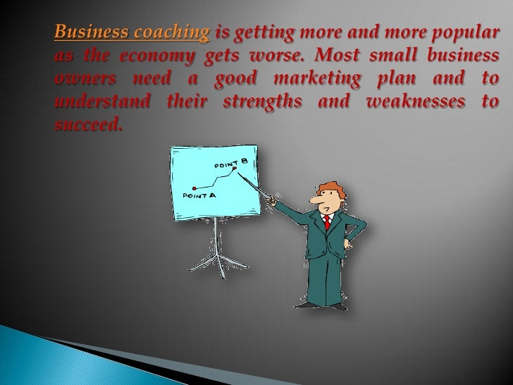 Getting more business coaching clients: 3 Essential tips Slide 2