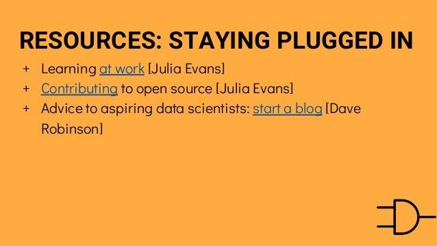 THANK YOU! Caitlin Hudon @beeonaposy caitlinhudon.com Slides: github.com/caitlinhudon/dallas_data_science