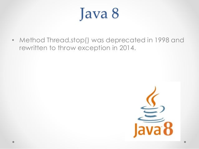 getting ready to java 8