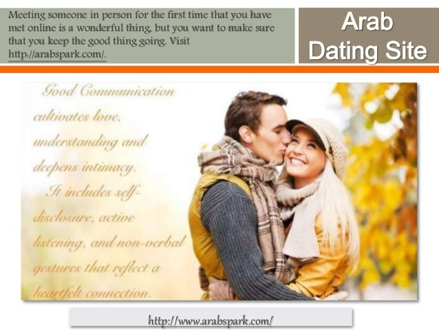 Palestinian dating site