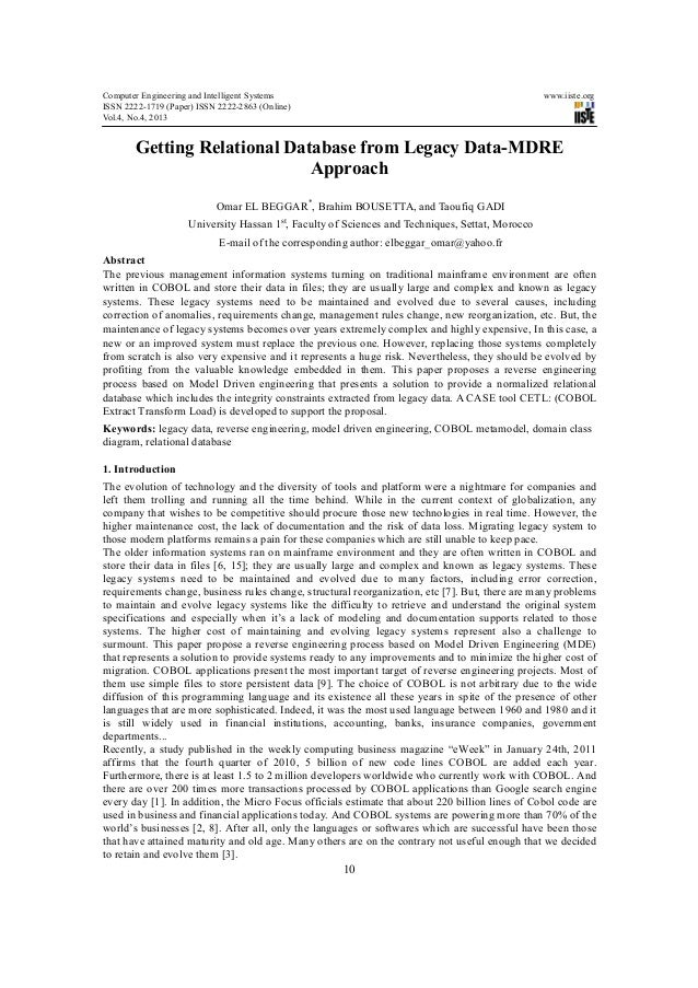 Computer Engineering and Intelligent Systems www.iiste.orgISSN 2222-1719 (Paper) ISSN 2222-2863 (Online)Vol.4, No.4, 20131...
