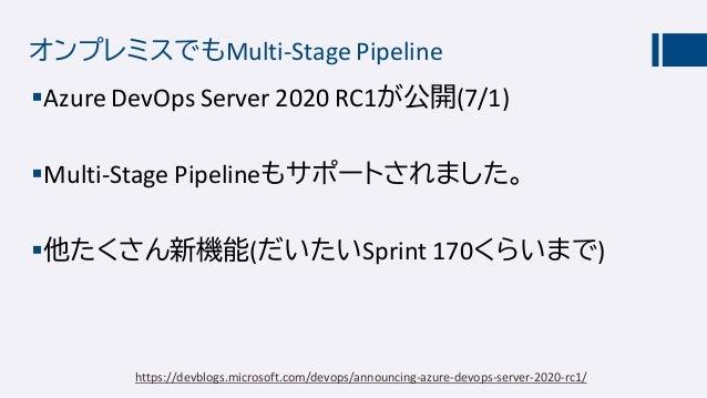 ちょっと高度な使用方法 構成管理 Azure Blueprintsと連携してデプロイするものを管理 コンプライアンス準拠 Azure Pipelinesのdecoratorを使用して、必須タスクを強制