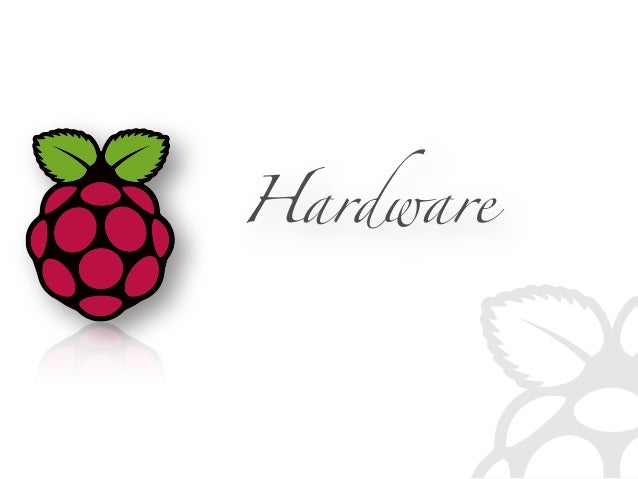 Getting Started With Raspberry Pi - UCSD 2013 Slide 3