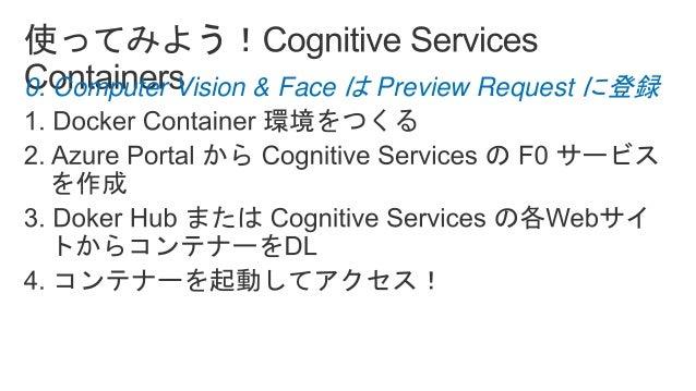 >docker run --rm -it -p 5000:5000 --memory 8g --cpus 1 mcr.microsoft.com/azure-cognitive-services/sentiment Eula=accept Bi...