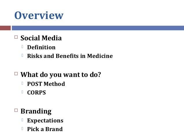 Getting started in social media for healthcare professionals Slide 3
