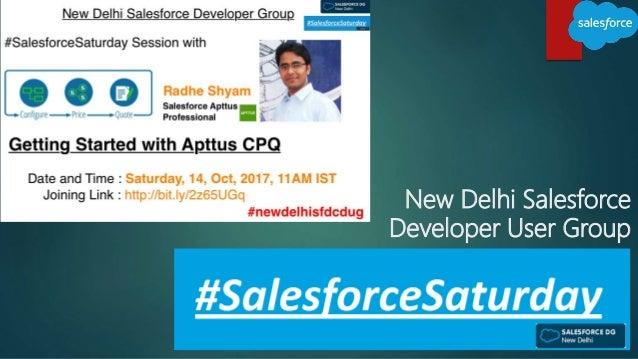 New Delhi Salesforce Developer User Group