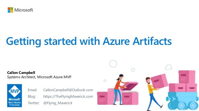 Getting Started with Azure Artifacts