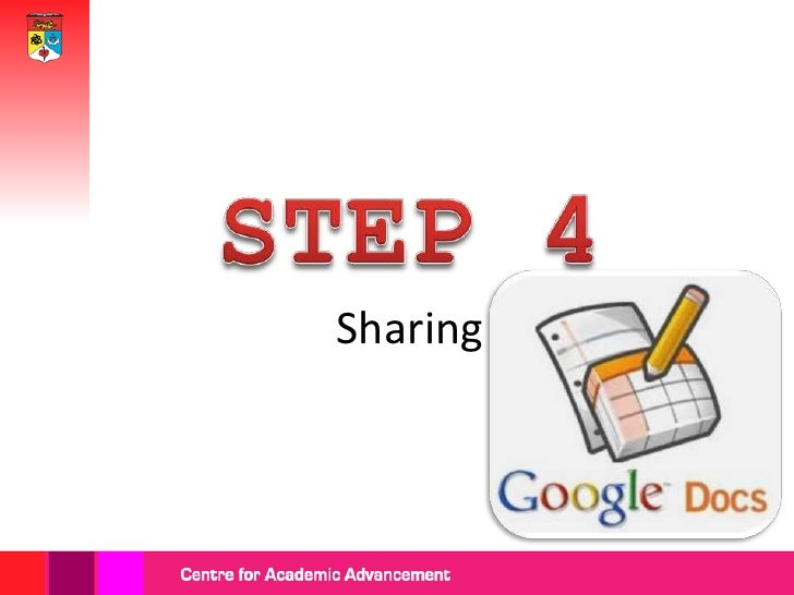 Choose your                                sharing setting                                and click 'Save'.               ...