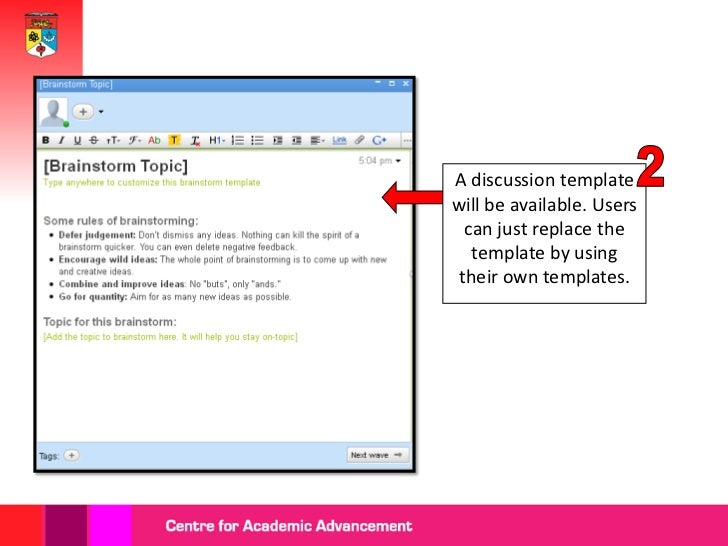 Example                Click thisClick to add                window.participants.