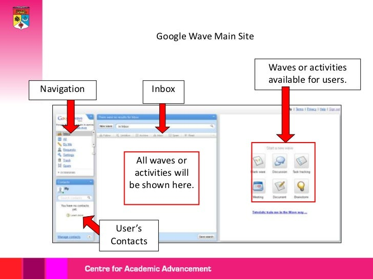 Inviting People to Google Wave