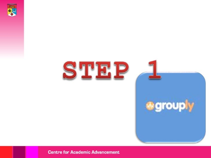 Getting started with grouply Slide 2