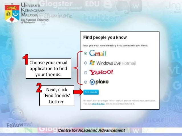 Click 'Upload'              button. Choose your uploading       file type.Click 'Browse' button tobrowse your document.Nex...