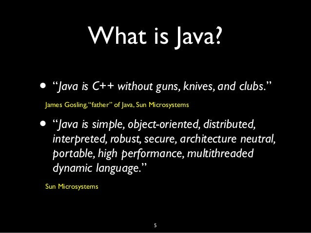 Java Resources 4 5