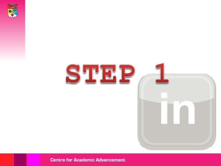 Getting started with linkedin Slide 2