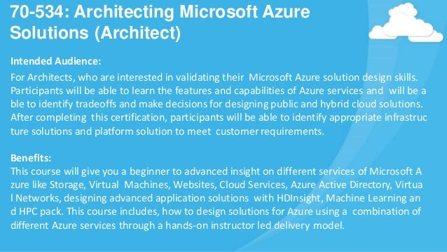 Getting started with microsoft azure in 30 mins