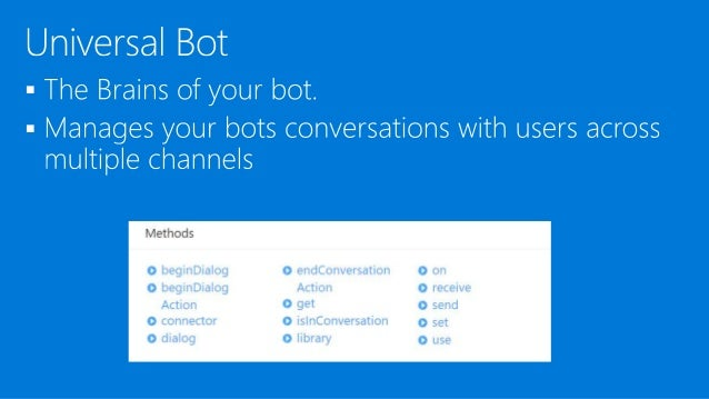 Getting Started with Microsoft Bot Framework