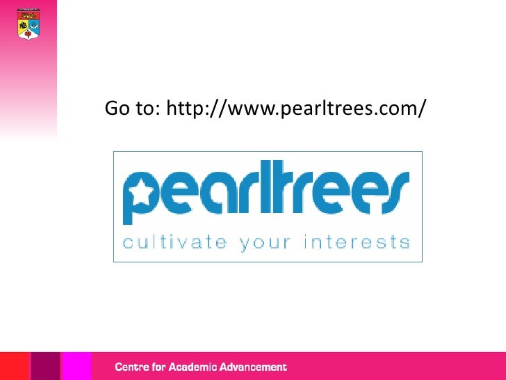 Getting started with pearltrees Slide 3