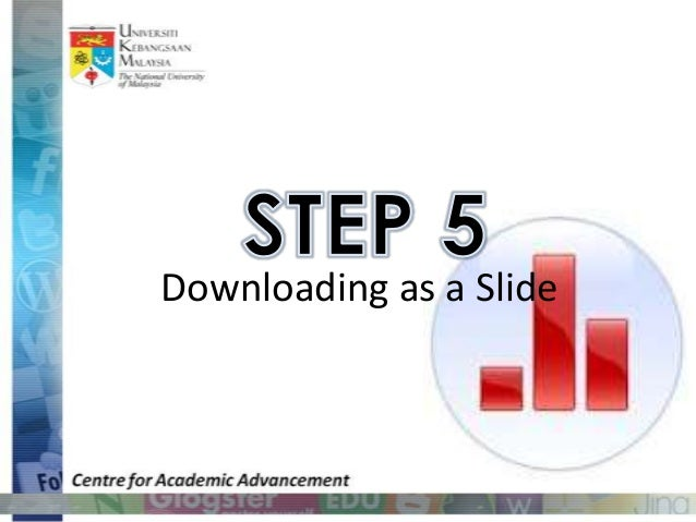 You can use the downloaded slide for yourpresentation. The respondents responses willin-sync with the poll you created in ...