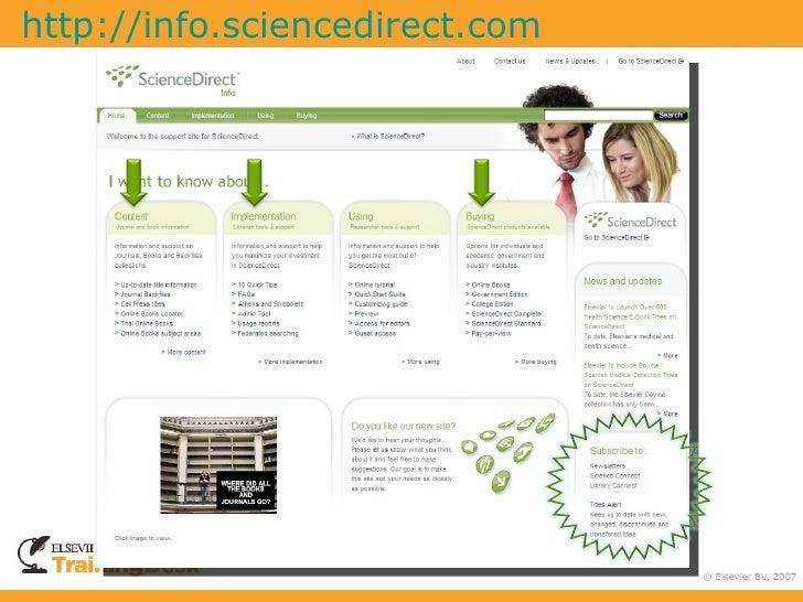 http://info.sciencedirect.com