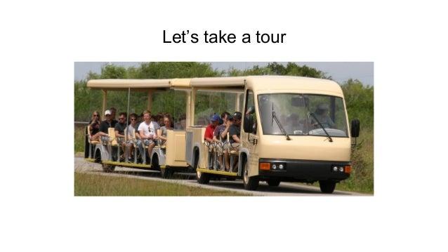 Let's take a tour