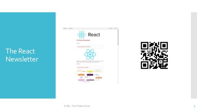 Getting started with React Suspense and concurrent rendering Slide 3
