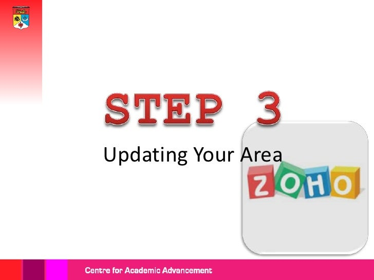 Once you logged in, you                 need to accept the              terms and conditions of              Zoho Share. T...