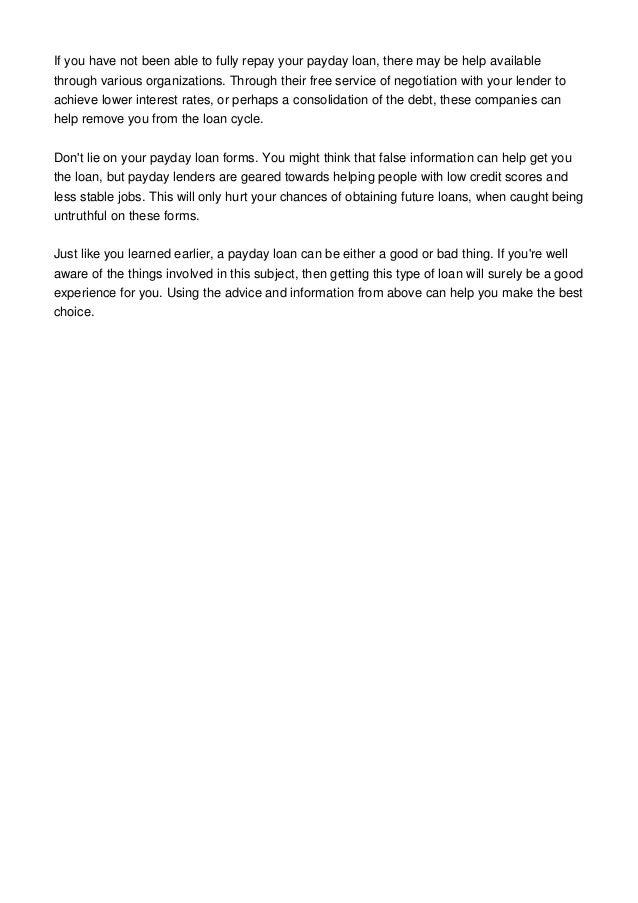 Cash advance confirmation letter image 7