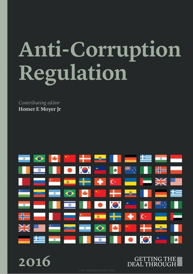 the deal with the corruption in The now infamous arms deal that took place in south africa in 1999 provides  numerous examples of the above types and causes of corruption during the.