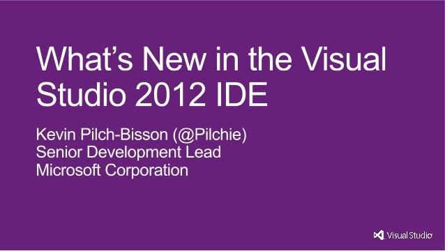 Visual Studio Gallery