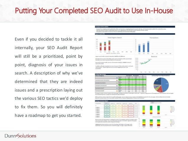 Getting the Most Out of Your SEO Audit