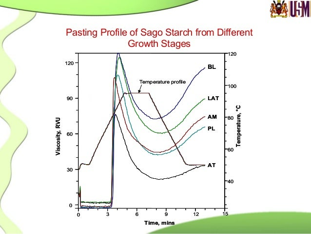 Polymorphic form of sago starch