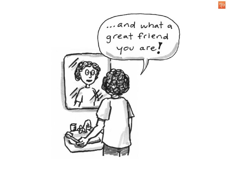 Know (and Love) the Person in the Mirror