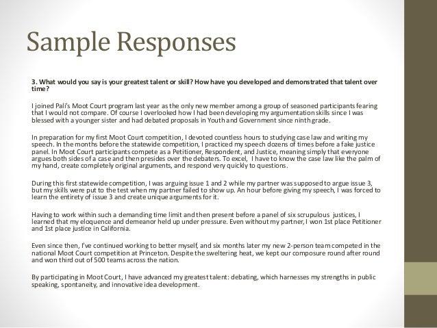 Summer program essay examples stress management essays