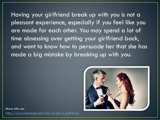 What To Do After Break Up With Your Girlfriend