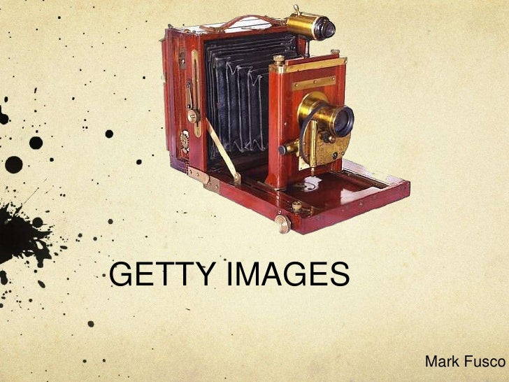 GETTY IMAGES<br />Mark Fusco<br />