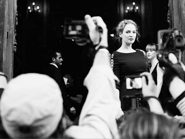 end cast Getty photographer Gareth Cattermole: Paris Fashion Week in black and White 2013 images credit www. Music Louis A...