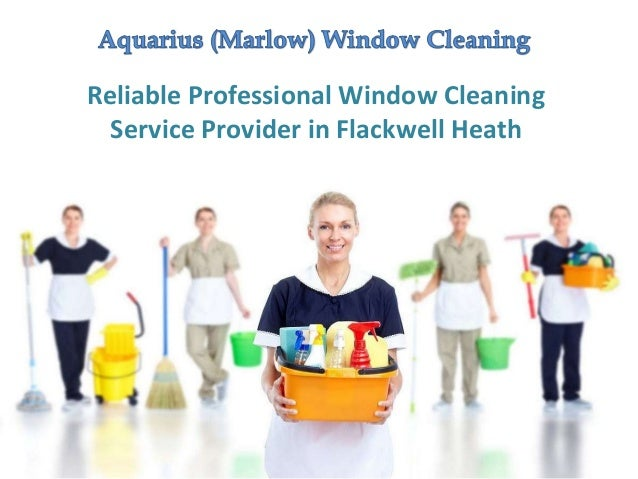 Reliable Professional Window Cleaning Service Provider in Flackwell Heath
