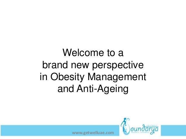 Welcome to abrand new perspectivein Obesity Managementand Anti-Ageingwww.getwelluae.com