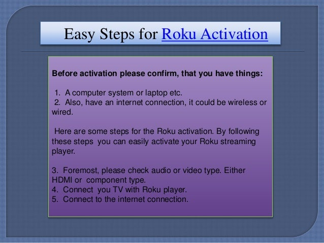 how to connect roku to computer