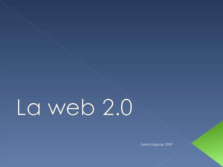 Orientaciones metodológicas para la utilización de las herramientas de la web 2.0 .Getxolinguae 2009 Slide 3