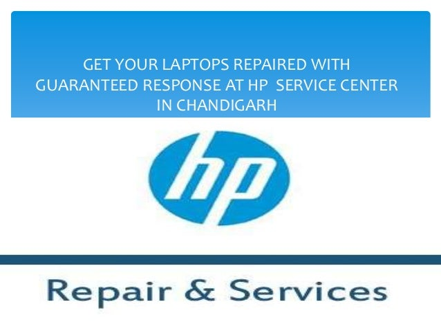 Hp Authorized Service Center In Chandigarh
