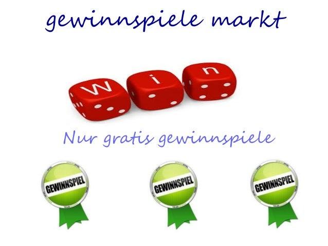 Gewinnspielmarkt