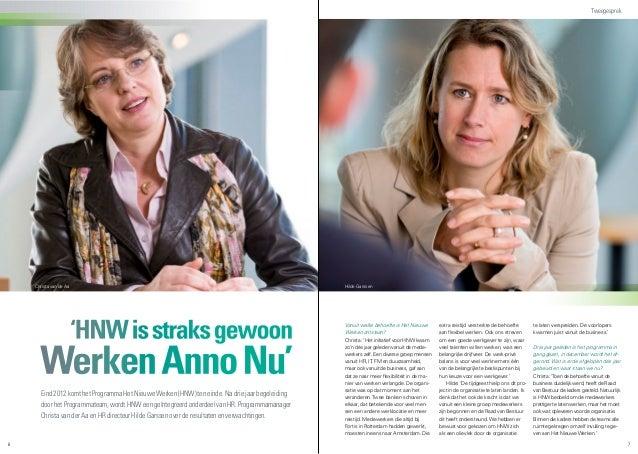 Tweegesprek    Christa van de Aa                                                                             Hilde Garssen...