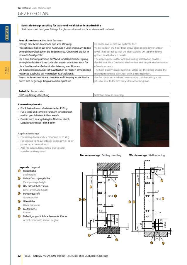 geze innovative system solutions by aegis infrasolutions. Black Bedroom Furniture Sets. Home Design Ideas