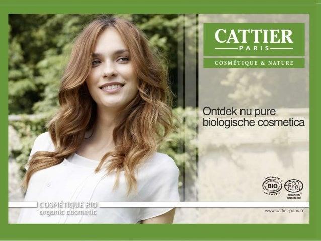 Gezichtsverzorging Producten van Cattier-Paris Nederland